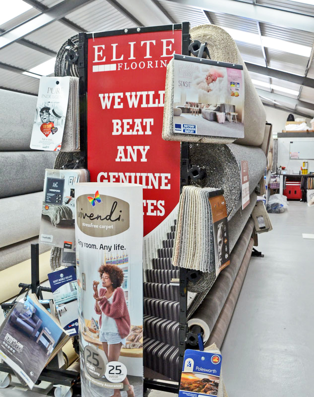 The best deals on carpets and flooring in the Chester area