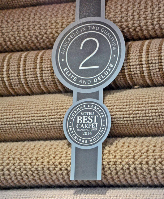Great quality British made carpets